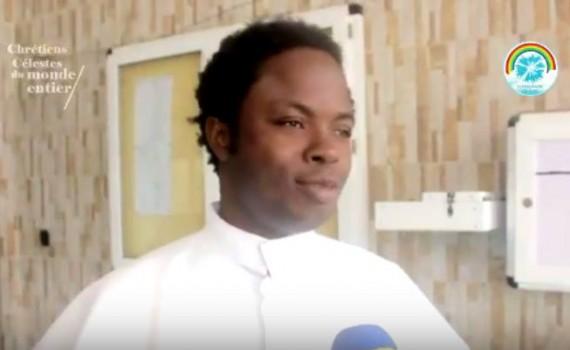 romuald amedetohou eglise du christianisme céleste paroisse cotonou