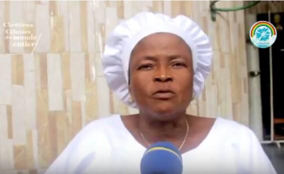 chorale eglise du christianisme céleste paroisse cotonou