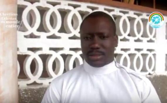 jean sourou adjidome eglise du christianisme céleste paroisse cotonou
