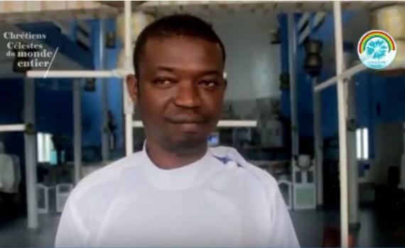 modeste medebaho eglise du christianisme céleste paroisse cotonou