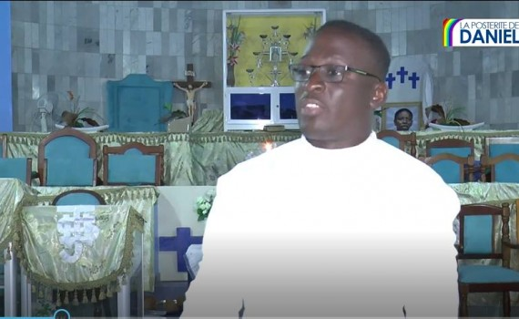 méchac adjaho pain de vie eglise du christianisme céleste paroisse cotonou