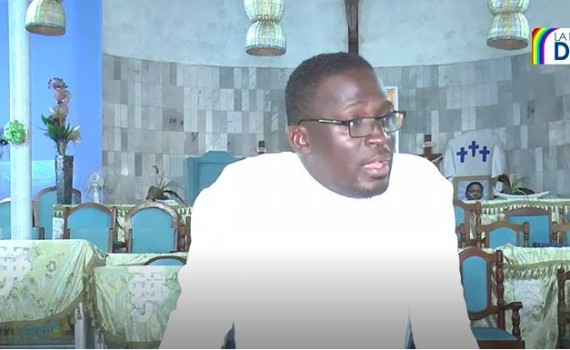 Méchac Adjaho eglise du christianisme céleste paroisse mère